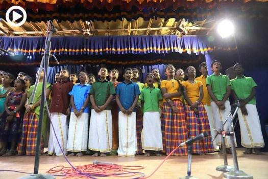 The Power of a Video: Making the Chennai Children's Choir's Dreams Come True