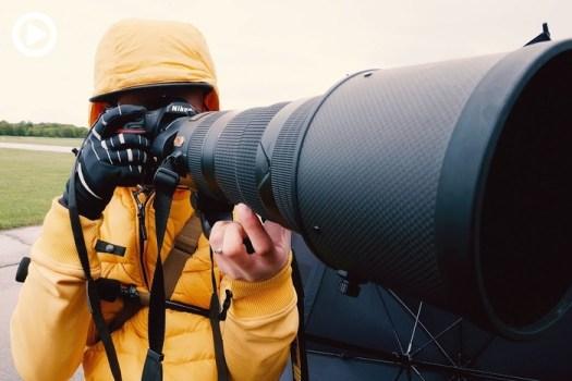 The 5 Best Nikkor Lenses for Nikon Full-Frame Cameras