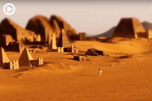 Surprisingly Fun Video Shows Wonders of Sudan