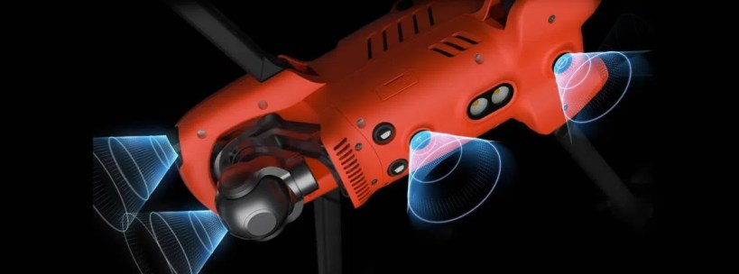 Autel EVO II Pro Drona 6K Rugged Bundle - F64 Studio