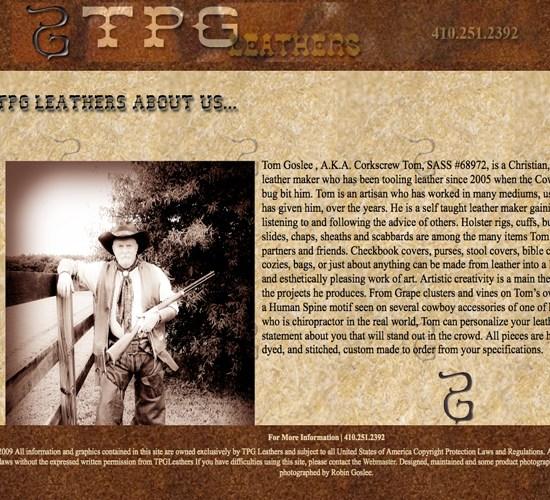 TPG Leathers