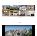 Galleries and Embedded video