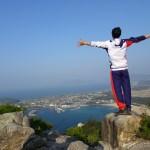 可也山と立石山のダブル登山してきました☆