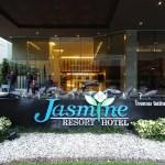 ジャスミンリゾートホテルバンコクでのんびり寛いできました!