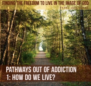 Pathways out of Addiction 1