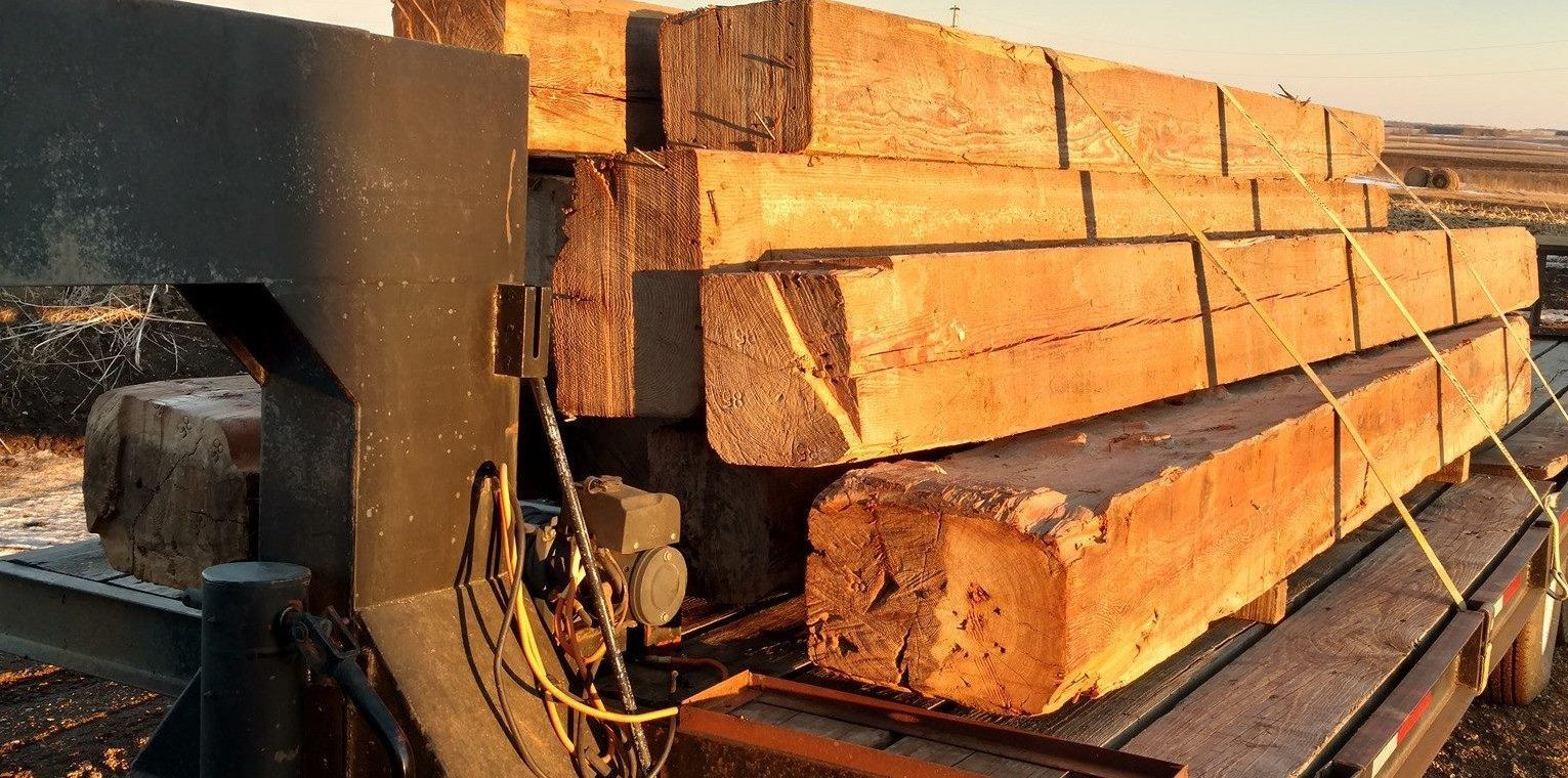 wood sourcing