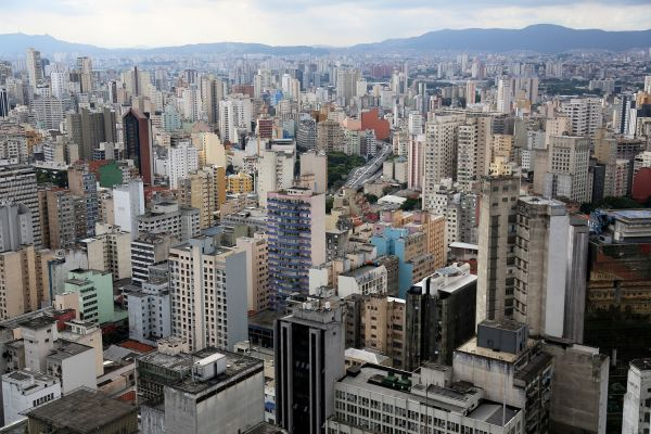 The Largest City in South America Ranked by Population