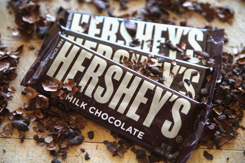 History Of Hershey S Chocolate