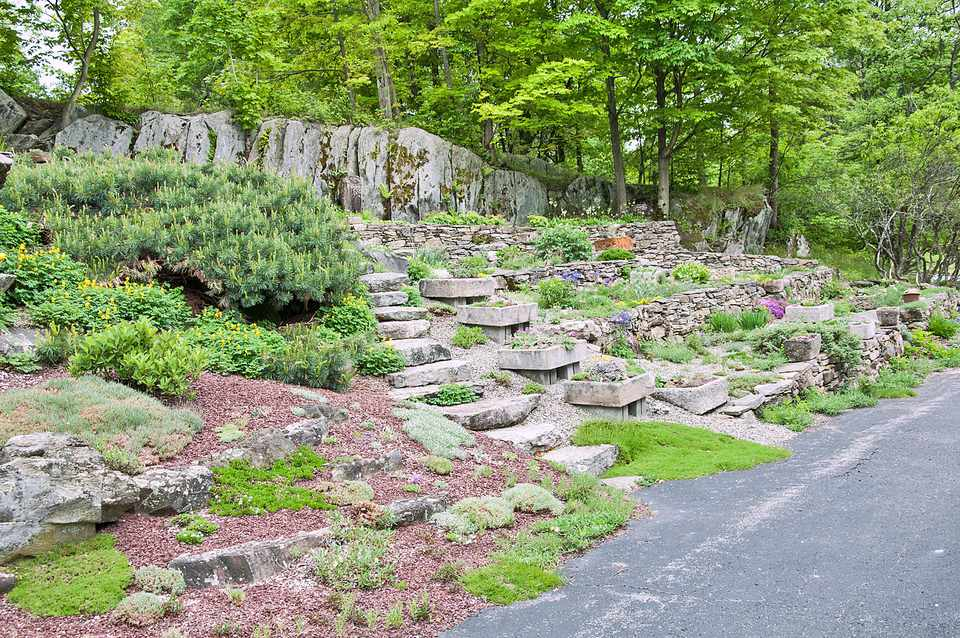 13 Hillside Landscaping Ideas to Maximize Your Yard on Downward Sloping Garden Ideas id=64397