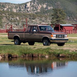 1987–1996 Ford F150 Series Pickup Trucks