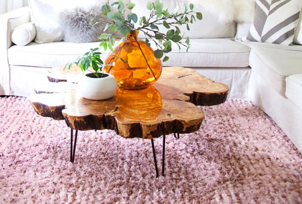 DIY Live Edge Wood Projects For Your Home