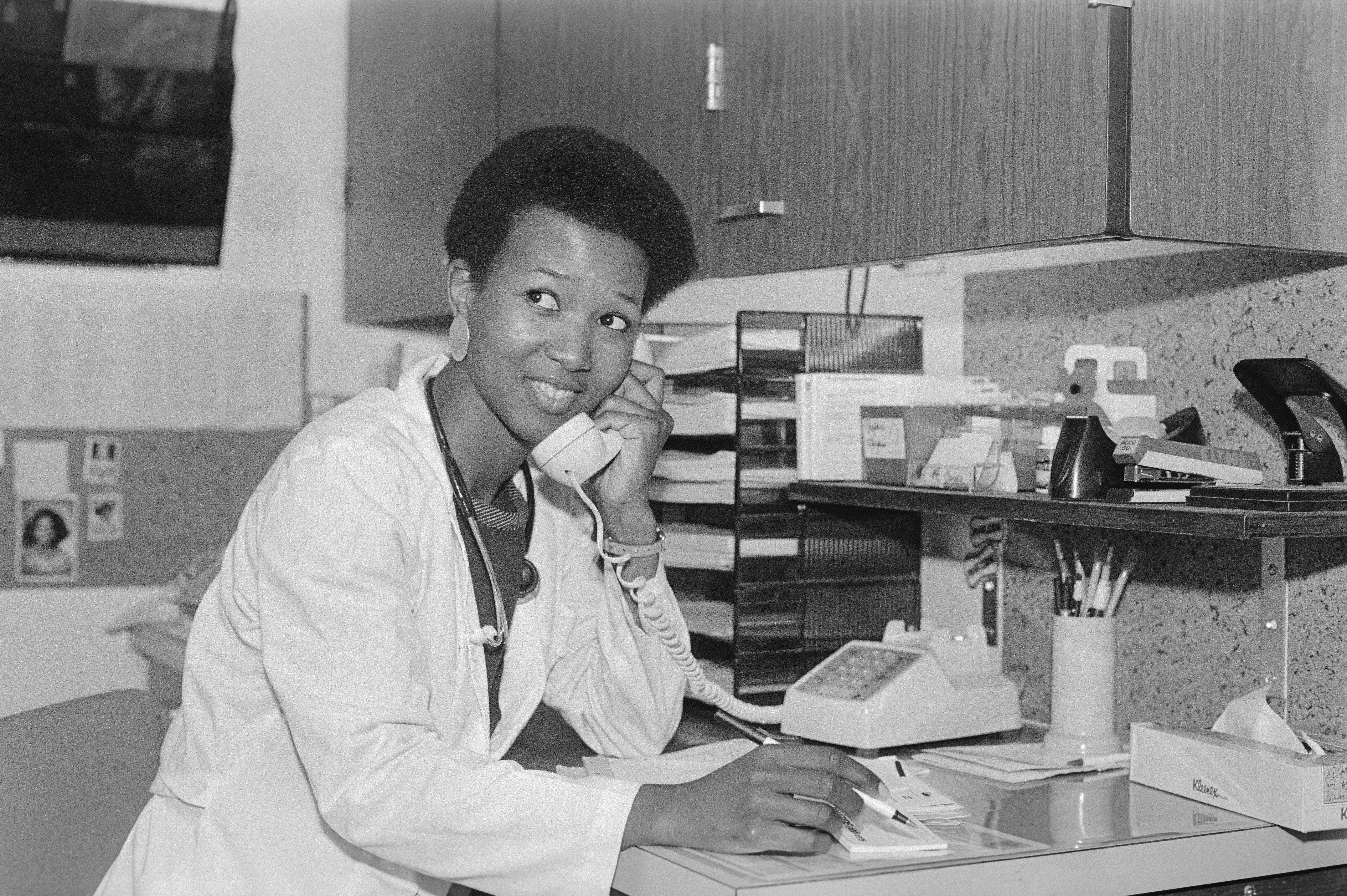 Mae Jemison First Black Woman Astronaut