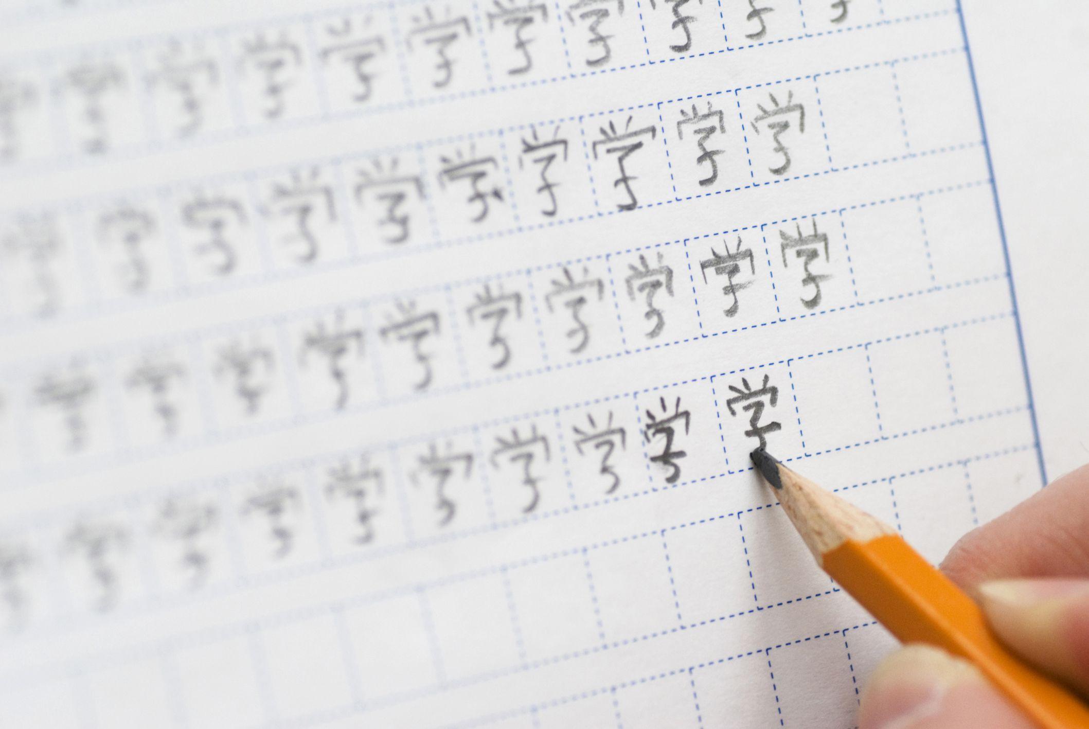 Learning Mandarin Chinese