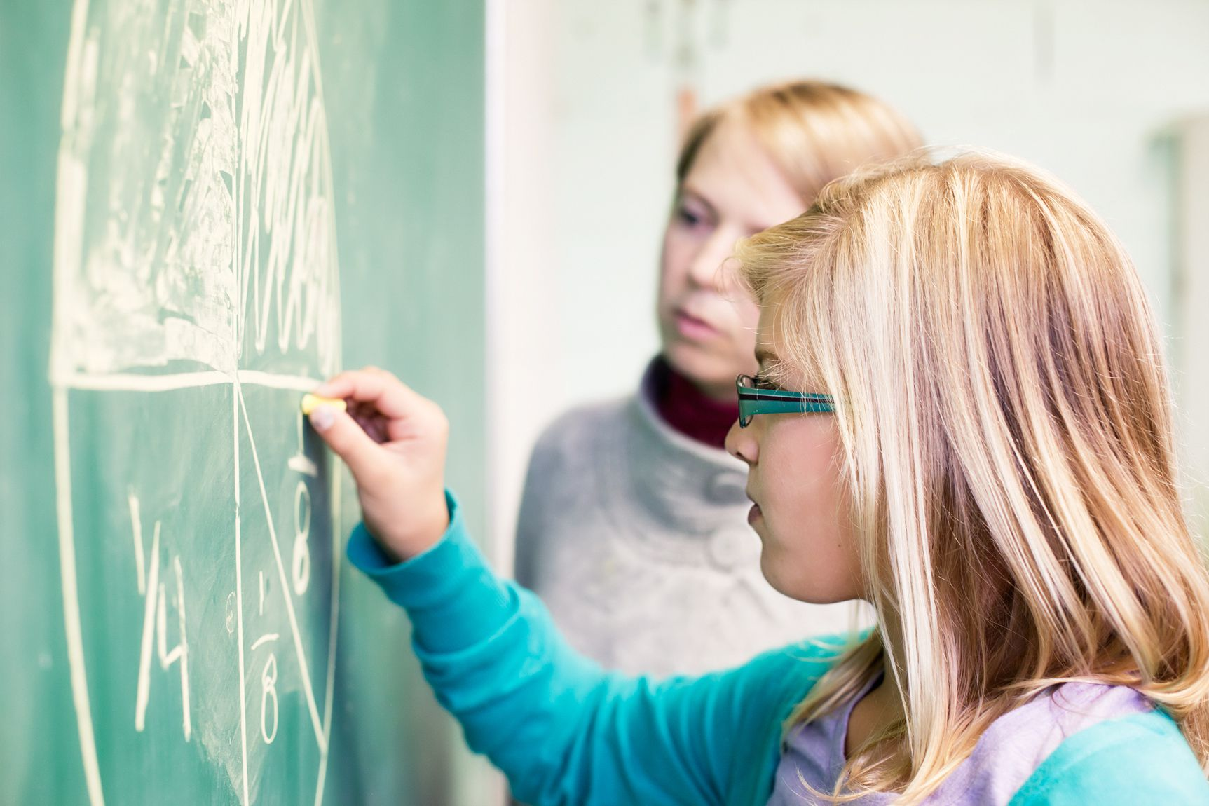 Learn To Express Fractions In Spanish