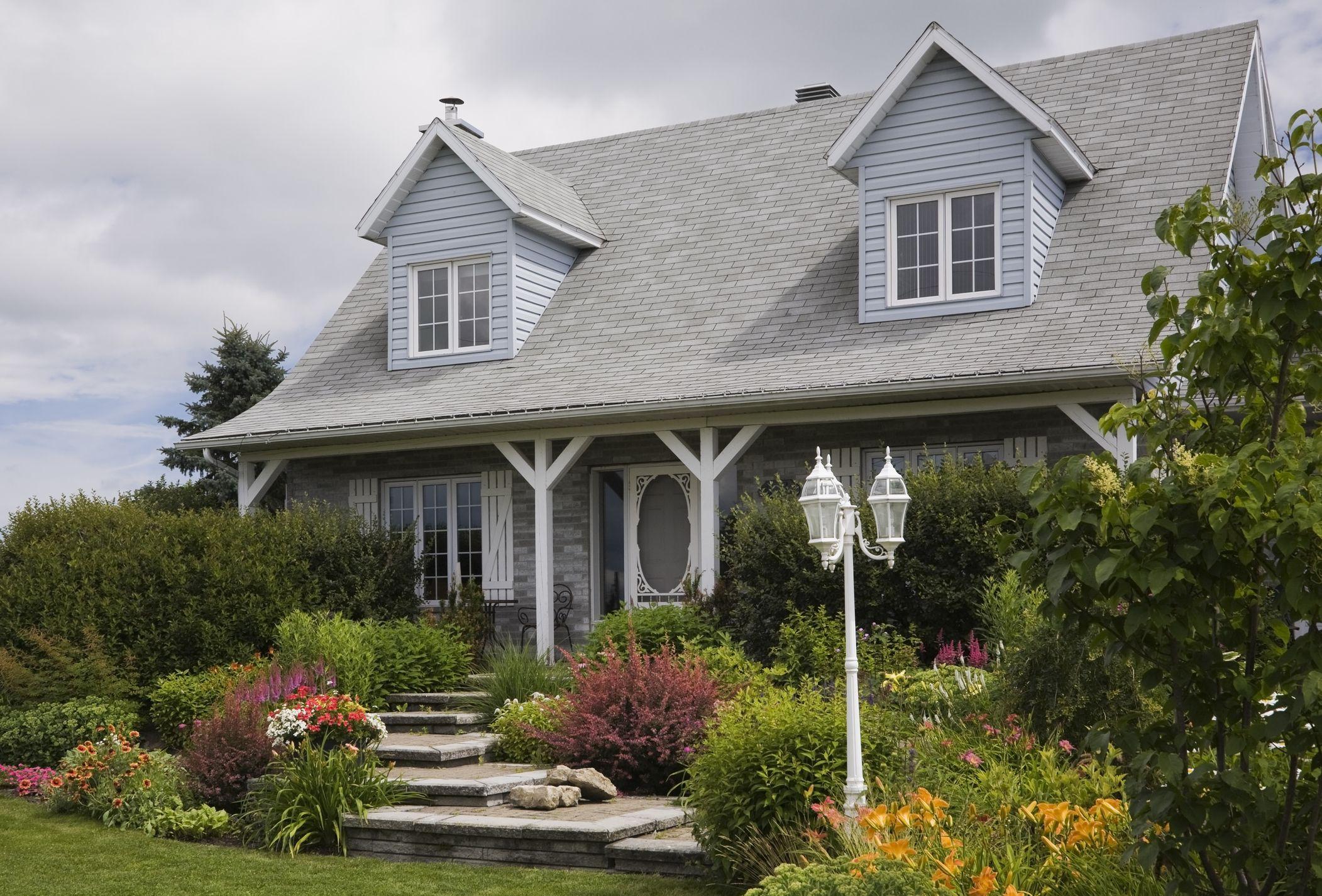 Pictures Of Entryway Plantings: Front-Door Landscaping