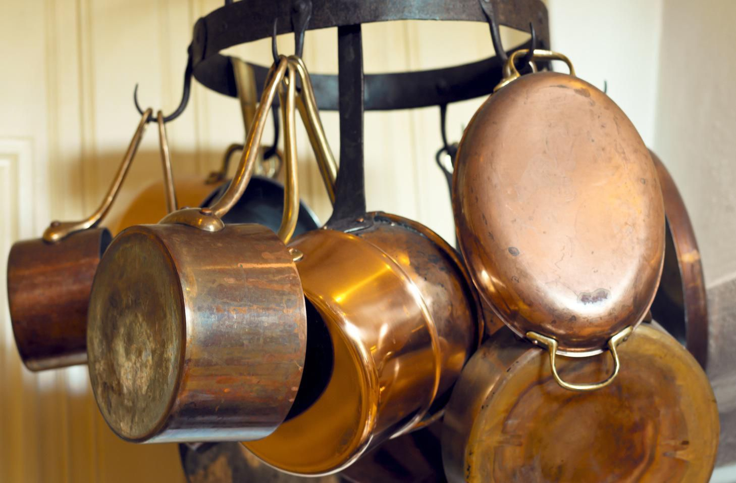 How To Clean And Polish Copper Without Chemicals