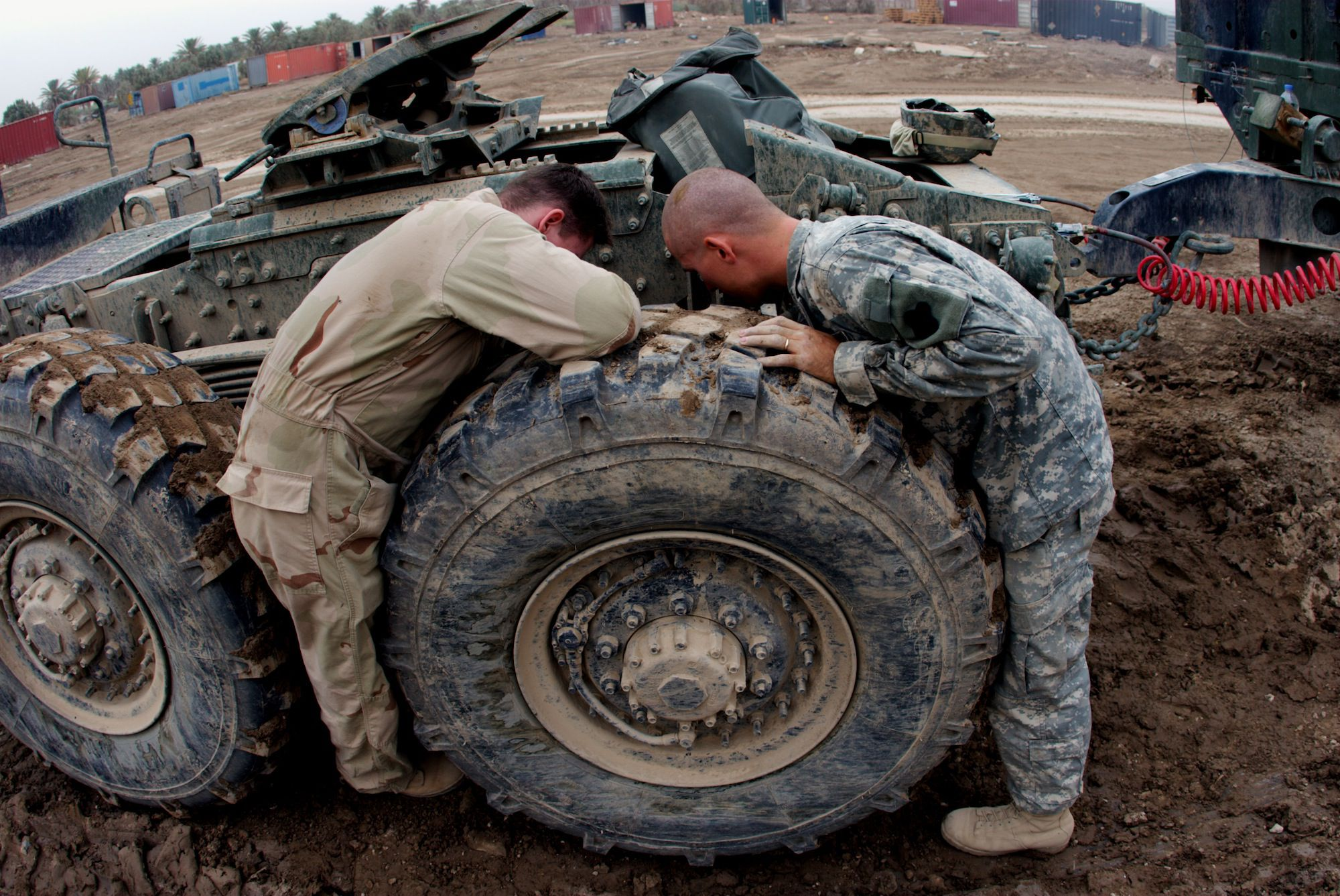 Job Facts About The Marine Corps Motor Transport