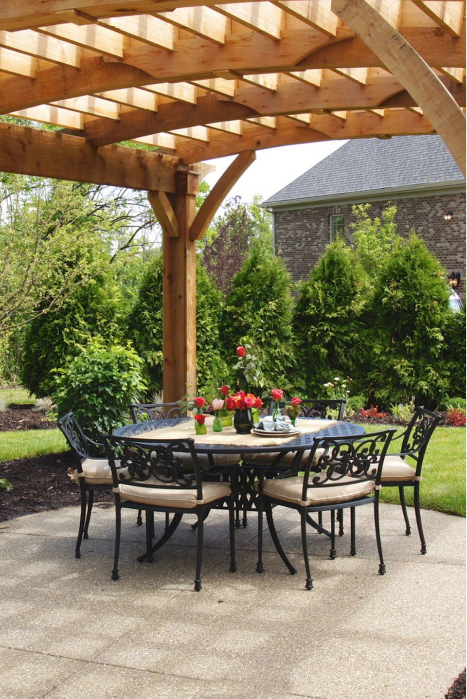 50 Stylish Covered Patio Ideas on Covered Patio Design Ideas id=26329