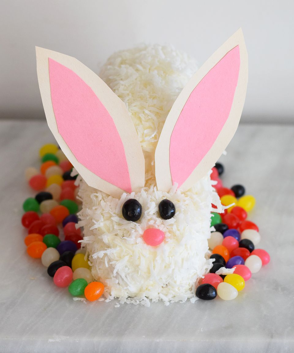 Easter Cakes Jelly Beans