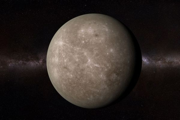 The Planet Mercury as a School Science Fair Project