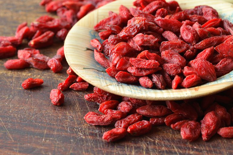 What You Should Know About Goji Berries
