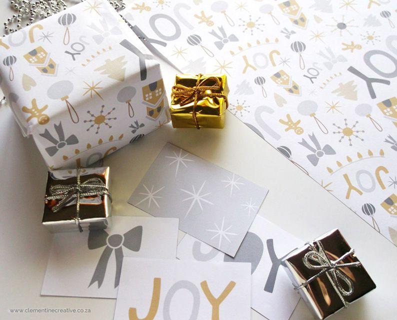 12 Free Christmas Printables