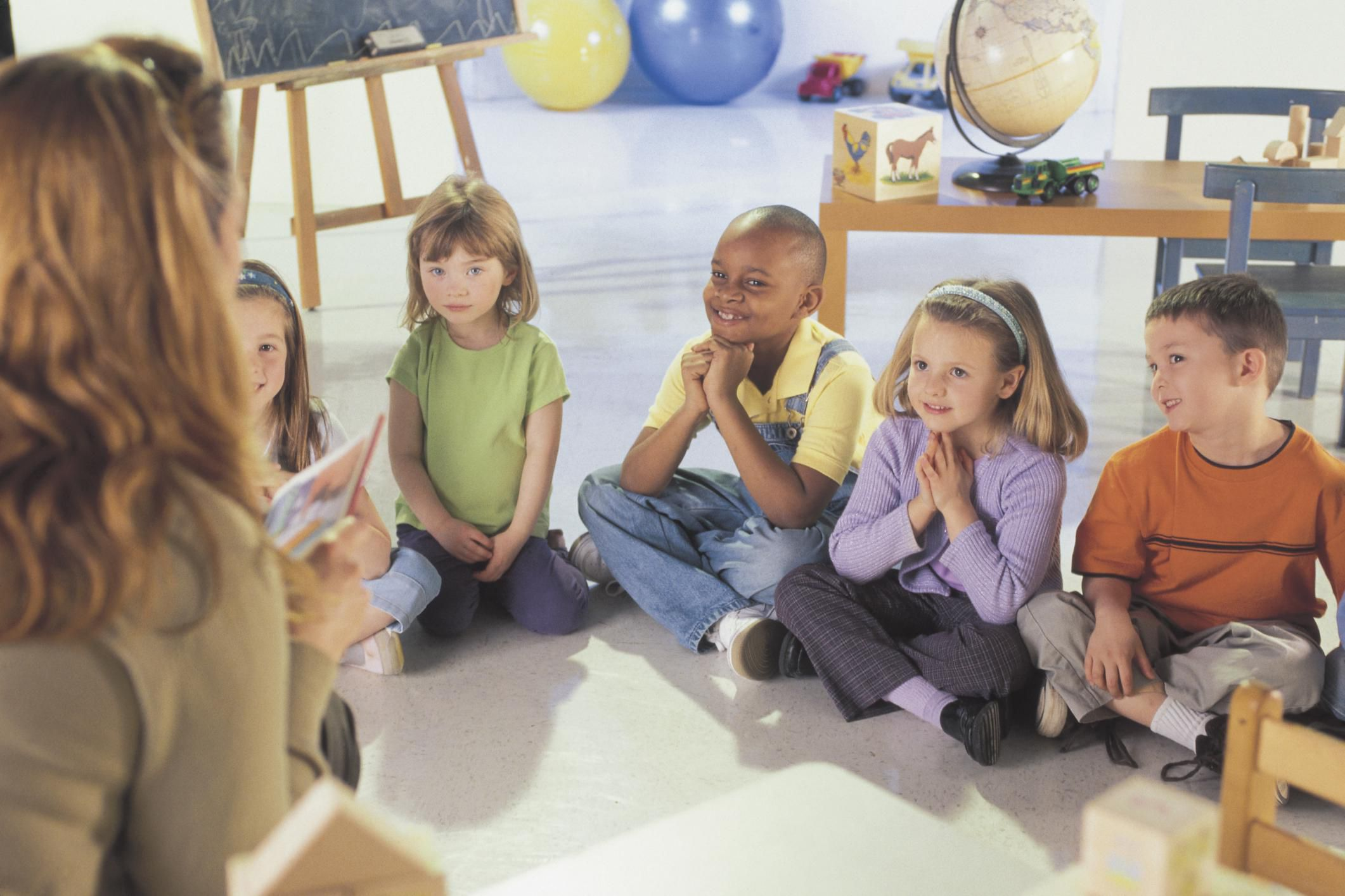 What Skills Do Kids Learn In Kindergarten