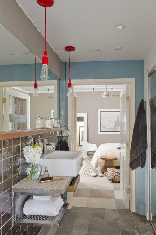16 Modern Farmhouse Bathrooms on Modern Farmhouse Shower  id=34994