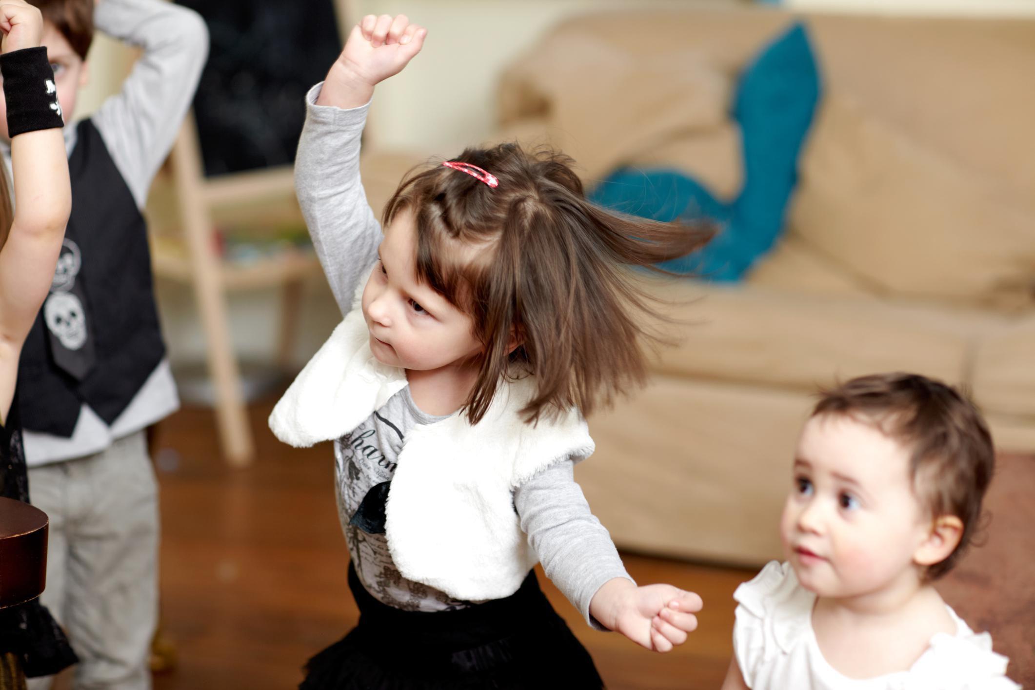 Gross Motor Activities For Preschoolers