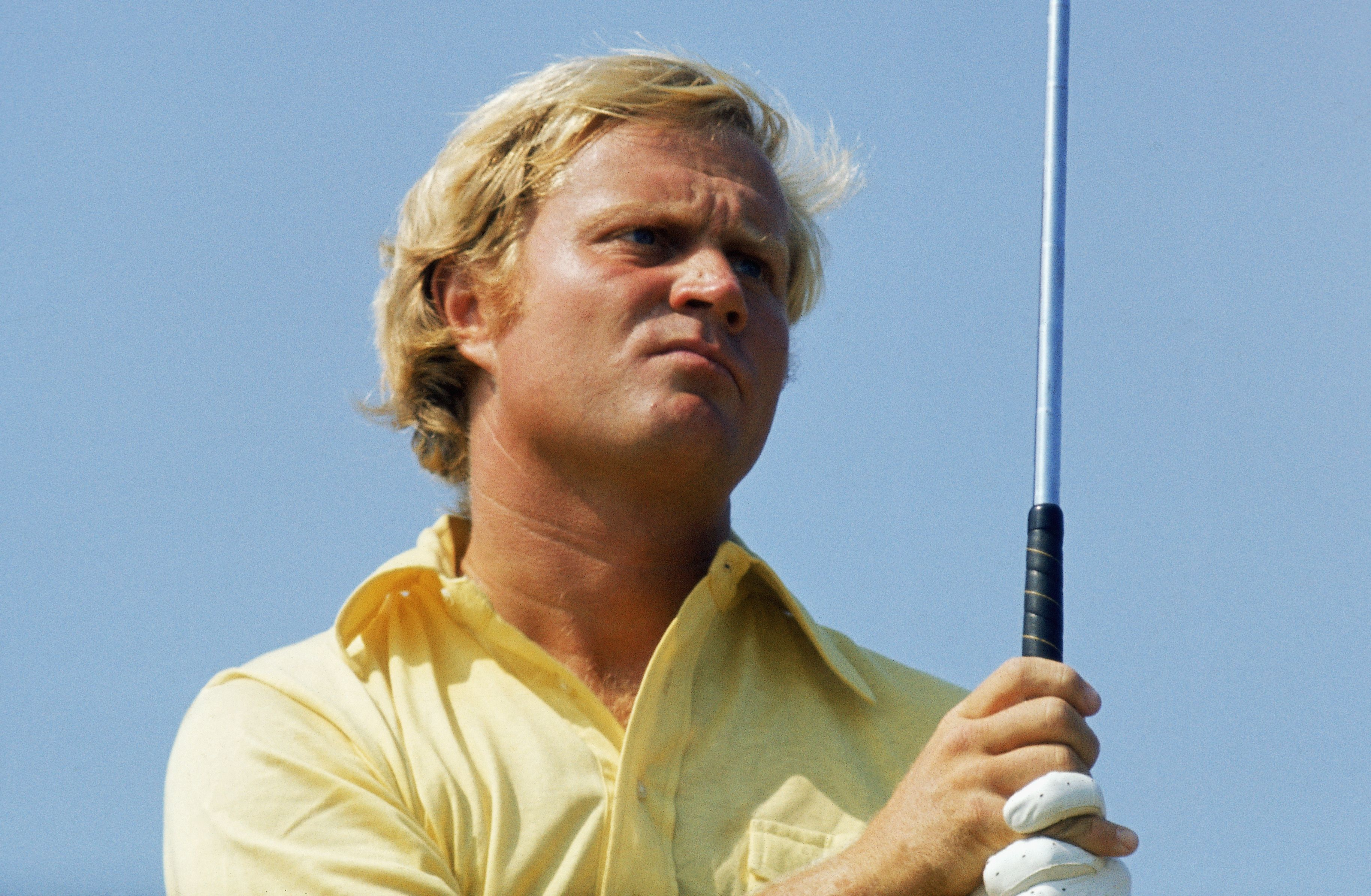 Jack Nicklaus Wins All His Tournament Victories