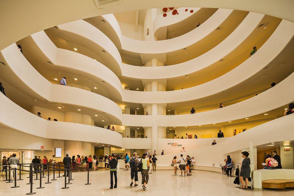 Guggenheim Museum Visitor Tips