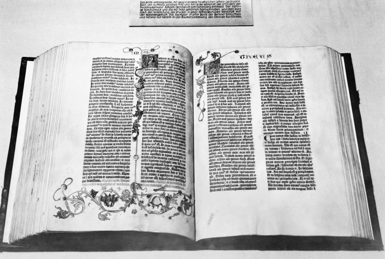 Johannes Gutenberg and His Revolutionary Printing Press