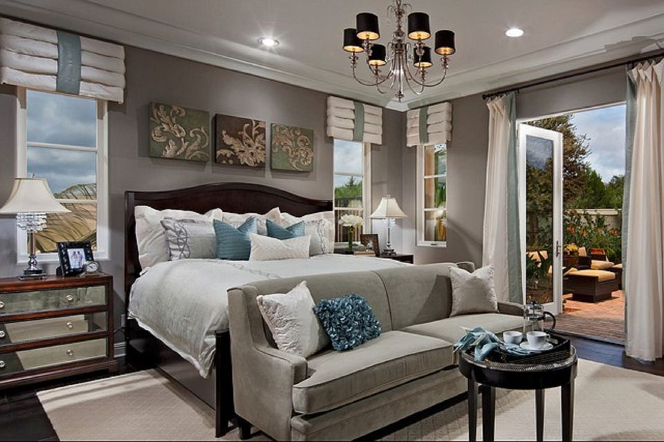 100 Stunning Master Bedroom Design Ideas and Photos on Best Master Room Design  id=15181