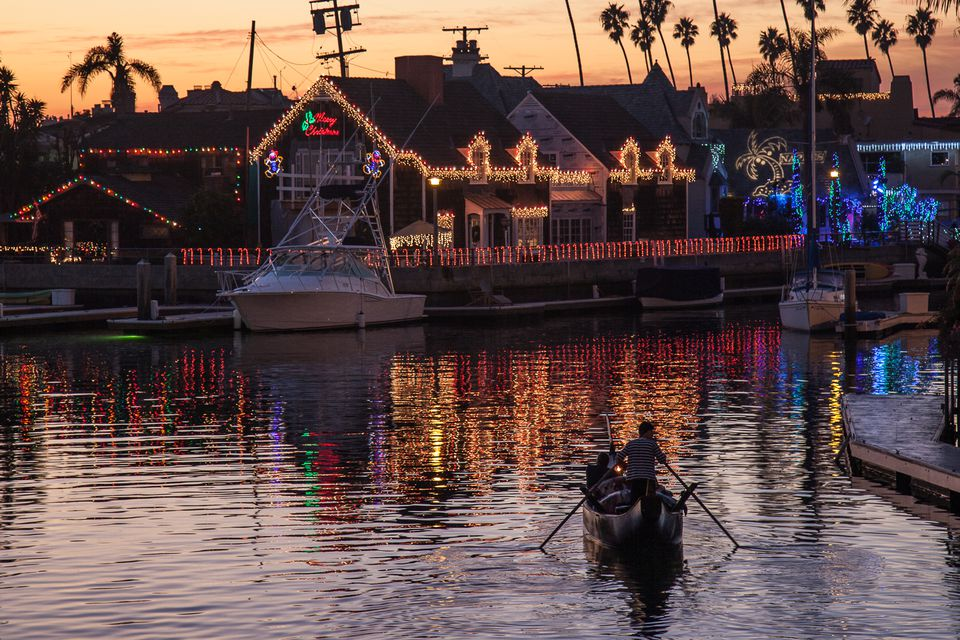 Weird Wacky And Unusual Christmas Traditions In LA