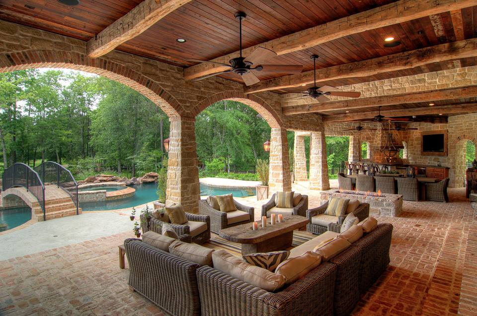 50 Stylish Covered Patio Ideas on Backyard Covered Patio Designs id=96506