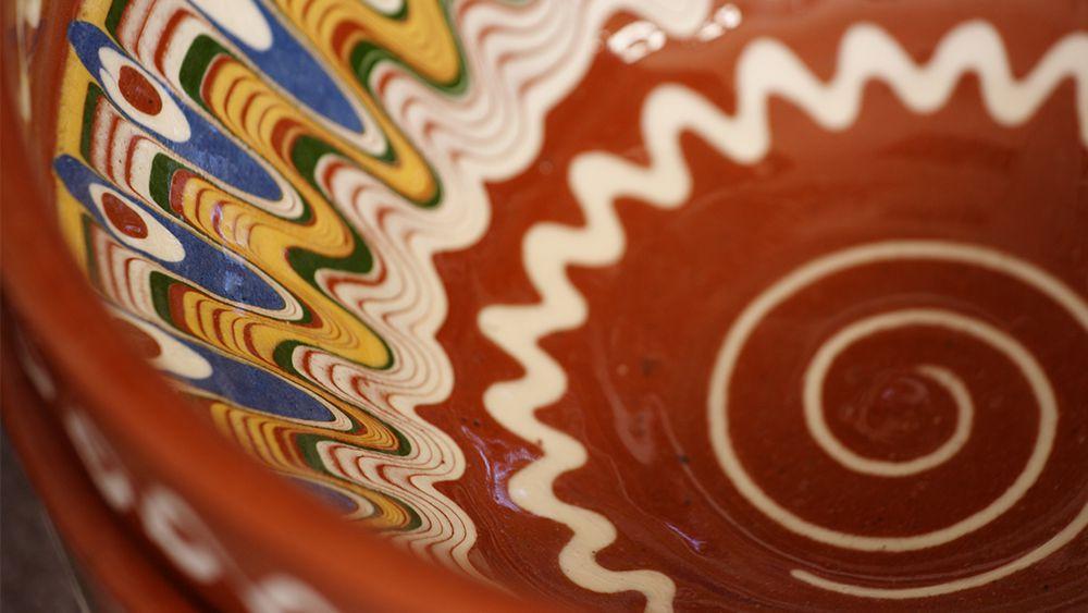 Engobe Engobe As A Pottery Term