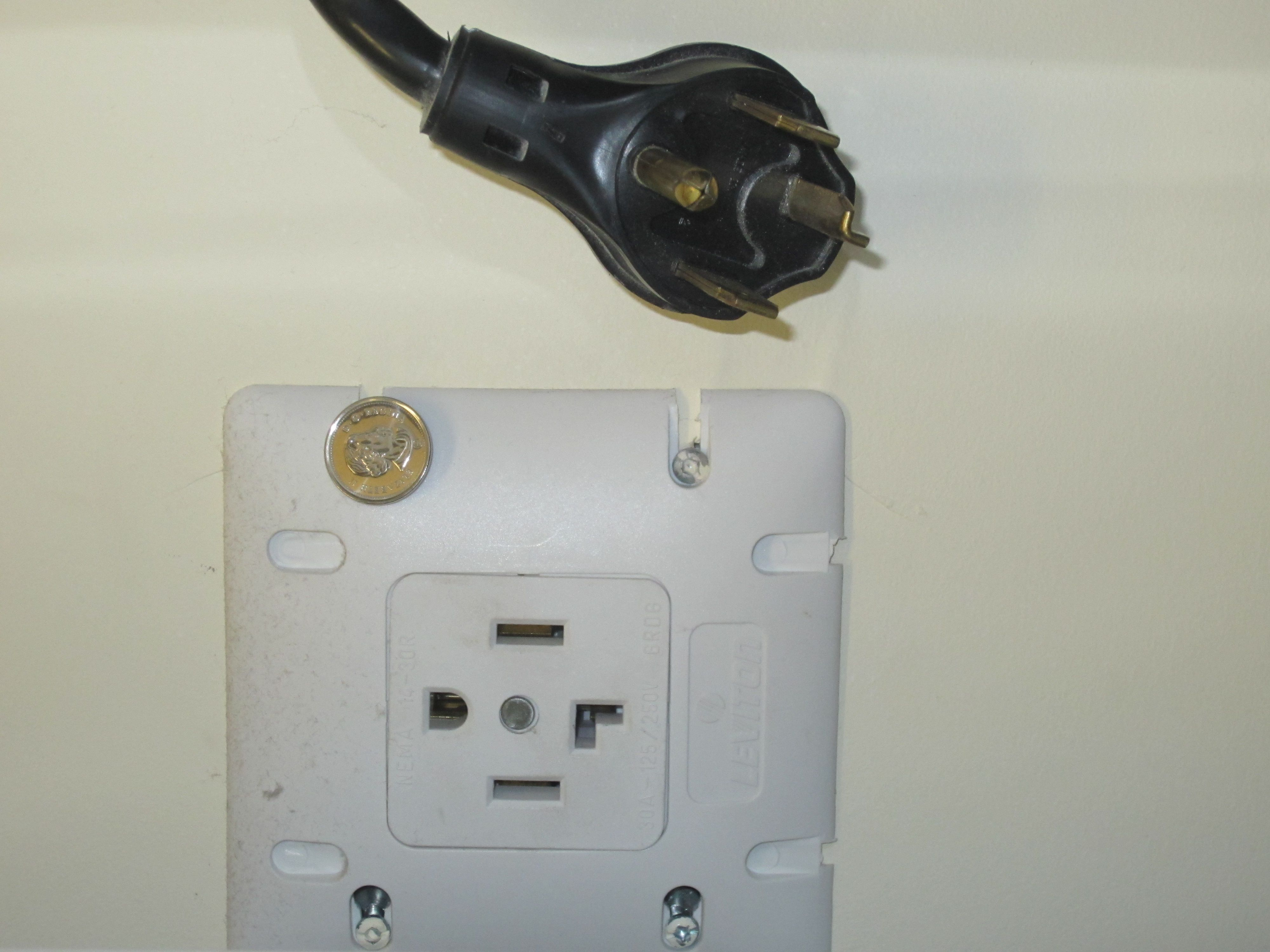 How To Wire A 4-Prong Dryer Outlet