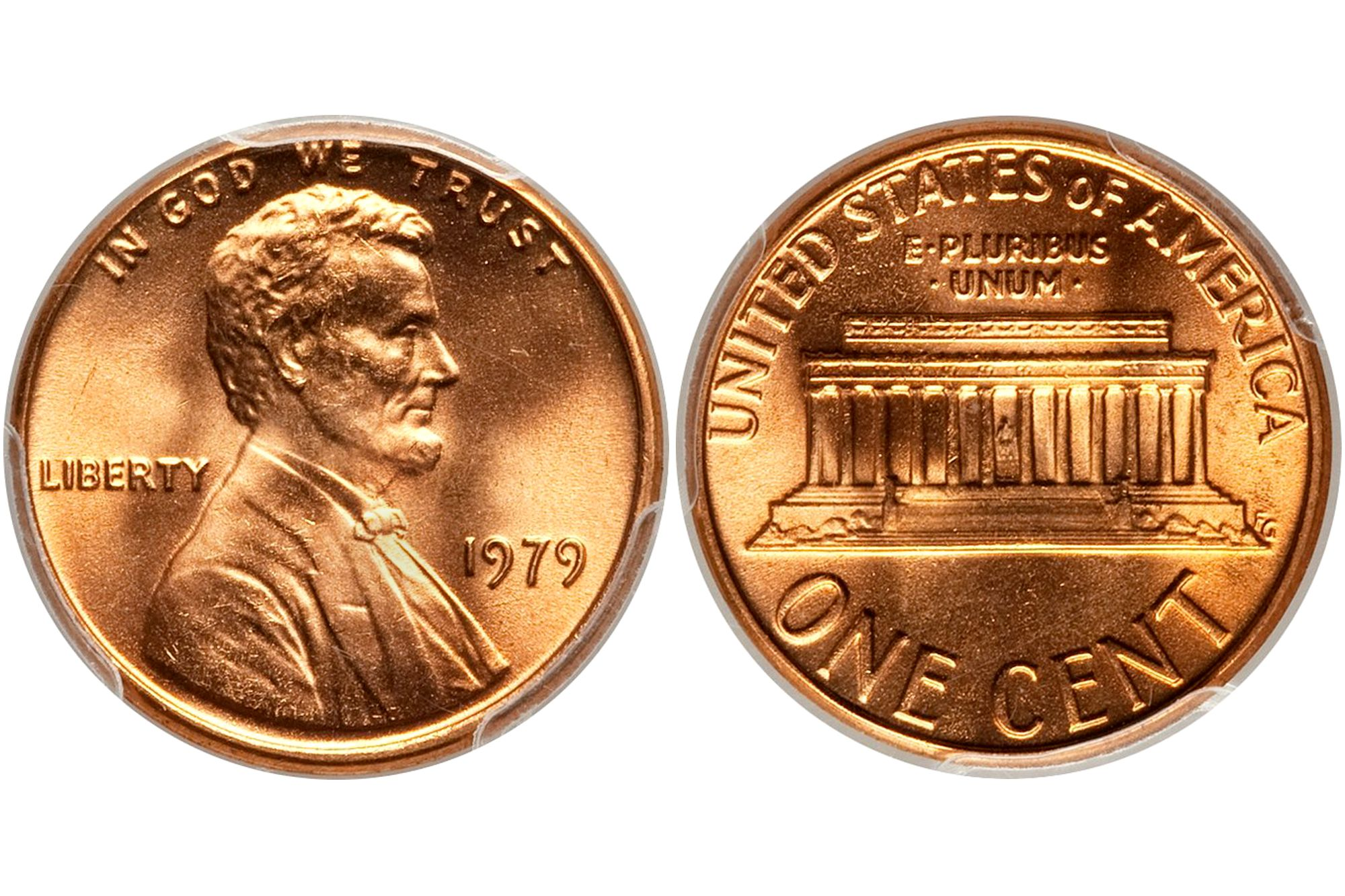 Lincoln Memorial Penny Date Values And Prices