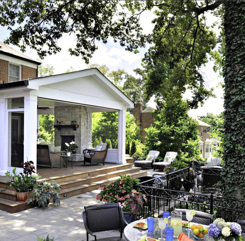 50 Stylish Covered Patio Ideas on Covered Patio Design Ideas id=96953