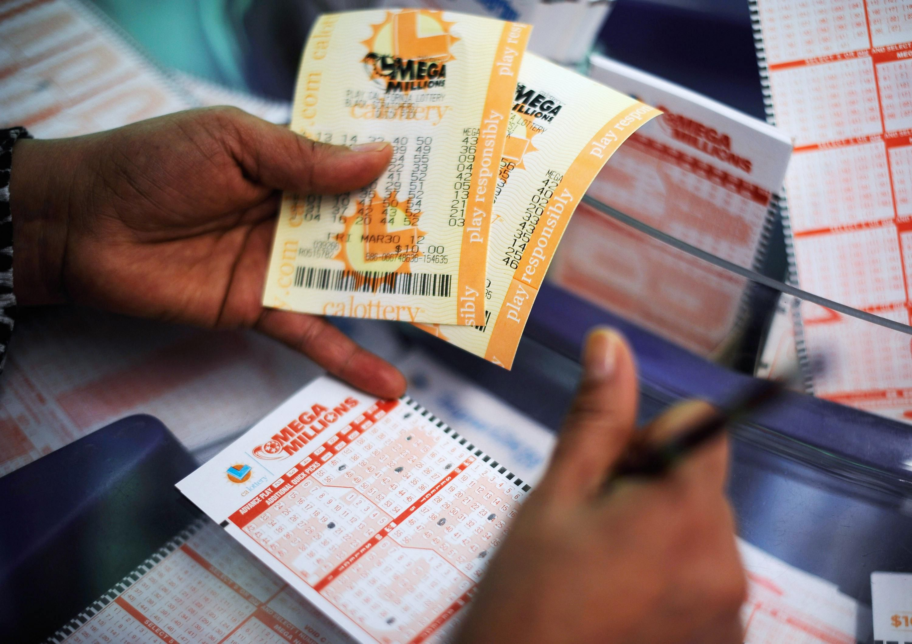 The Odds Of Winning The Lottery