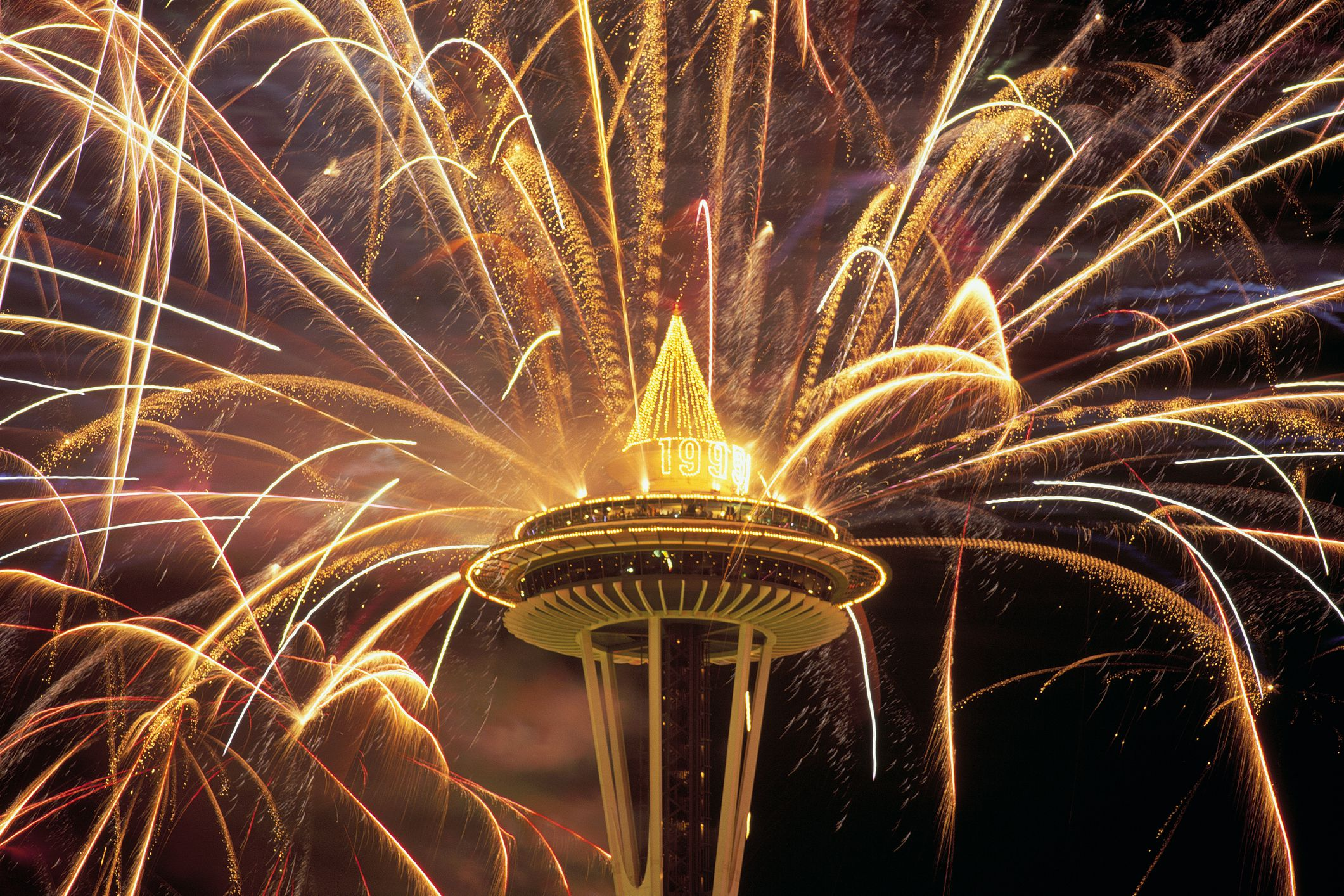 Seattle New Year S Eve Events And Parties