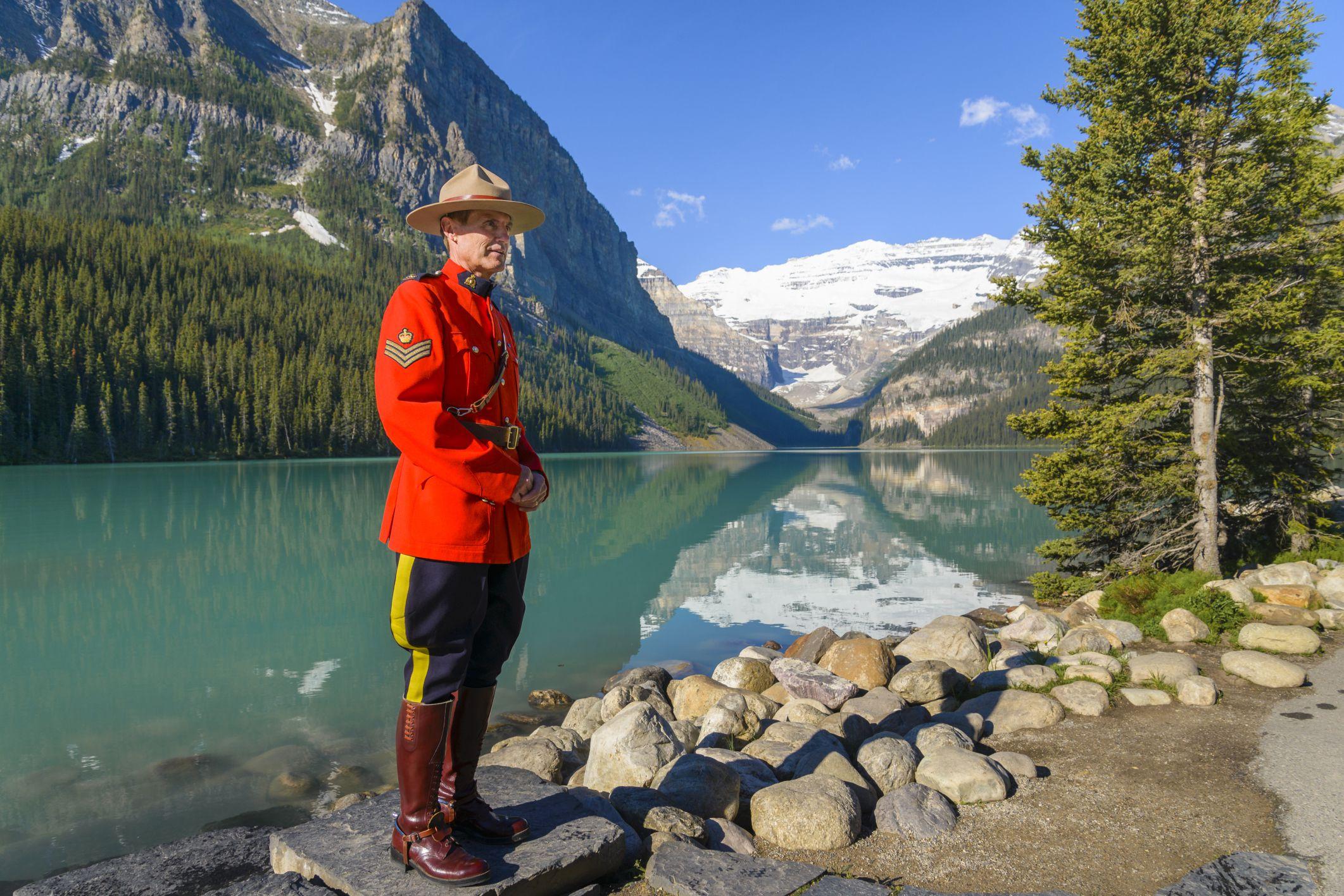Royal Canadian Mounted Police Job Information