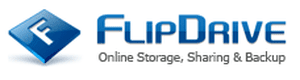 Picture of the FlipDrive logo