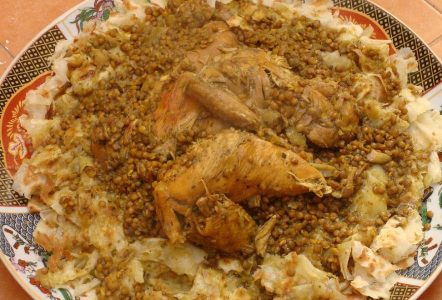 Moroccan Recipes for Special Occasions and Entertaining