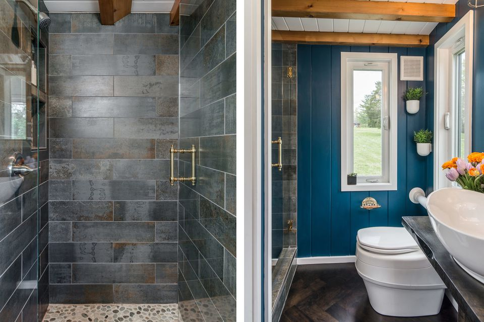 33 Small Shower Ideas for Tiny Homes and Tiny Bathrooms on Small Area Bathroom Ideas  id=52470