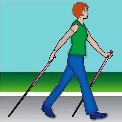 Pole Walking