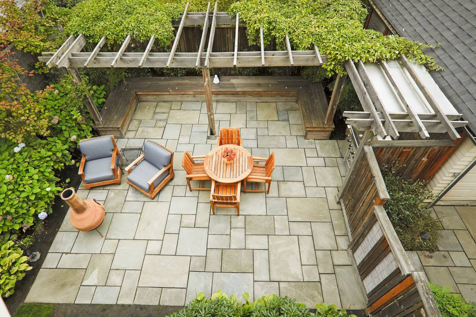Simple Landscaping Ideas to Achieve a Stunning Makeover on Basic Patio Ideas id=23431