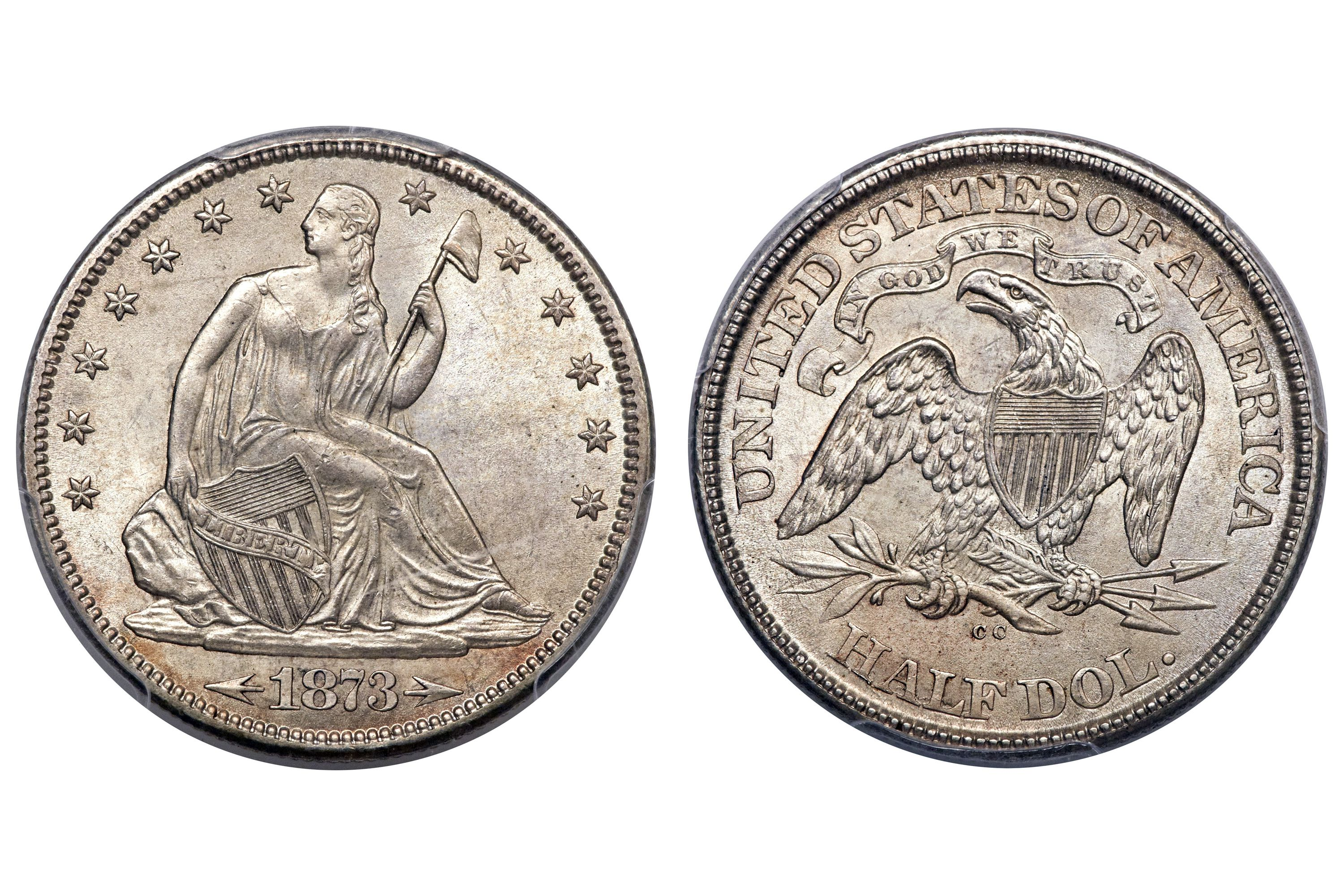 Liberty Seated Half Dollar Values Amp Prices