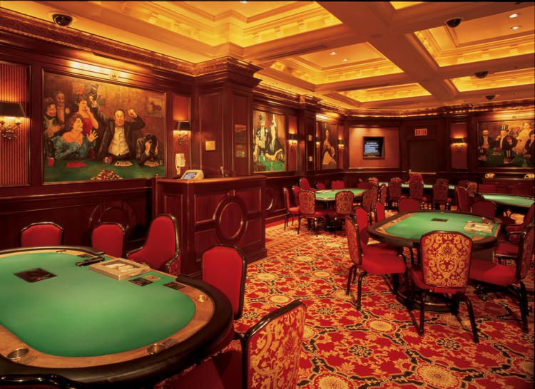 7 Places To Play Poker In Las Vegas