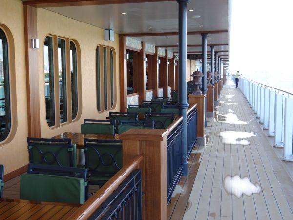 Norwegian Getaway Cruise Ship - Outdoor Decks
